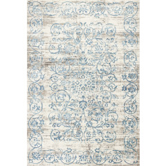 KAS Rugs Crete CRE6503 Ivory