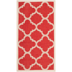 Safavieh - Courtyard CY6243 Red