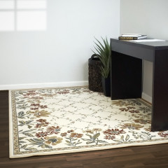 Dynamic Rugs ANCIENT GARDEN AN570846464 Ivory