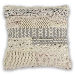 KAS Rugs Pillow PILL333 Ivory