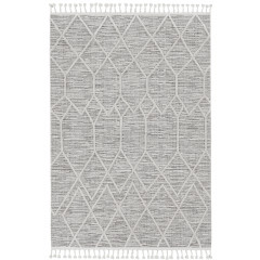 KAS Rugs Willow WIL1102 Ivory Grey