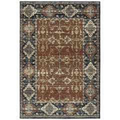 Kaleen Rugs Lucero Collection LCO01-86 Multi