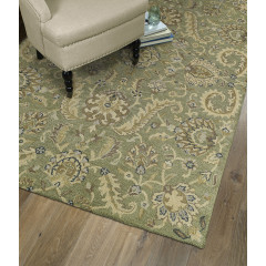 Kaleen Rugs Helena Collection 3205-50 Green