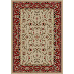 Mayberry Rugs Home Town HT7912 Classic Keshan Beige