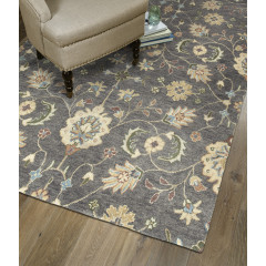 Kaleen Rugs Helena Collection 3201-73 Pewter
