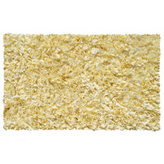 The Rug Market Shaggy 02205B Yellow