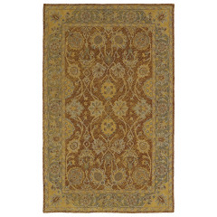 Kaleen Rugs Weathered Collection WTR08-06 Brick