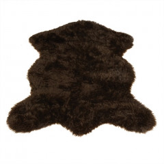 Walk On Me - Classic Bear Faux Fur Brown