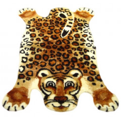 Walk On Me - Leopard Playmat Multi-Color