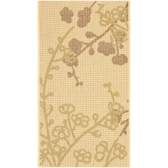 Safavieh - Courtyard CY4038A Natural-Olive