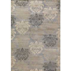 Concord Global - Lumina DAMASK Grey