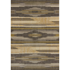 United Weavers Of America - Contours Native Chic Grey