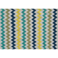 The Rug Market Chevron Pa0108D Multi