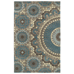 Kaleen Rugs Relic Collection RLC08-95 Purple