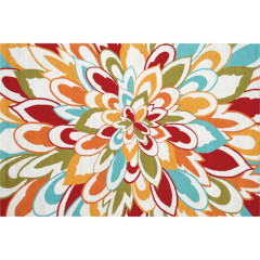 The Rug Market Bloom 25352D Multi