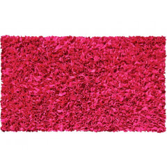 The Rug Market Shaggy 02207A Raspberry