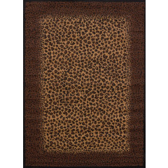 United Weavers Of America - Legends Leopard Skin Black