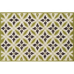 The Rug Market FLORIN 25299D Greens