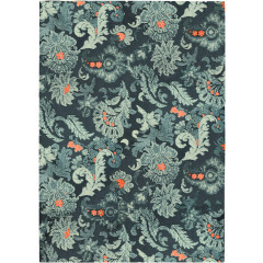Home Comfort Rugs Homefires PMF-BT001