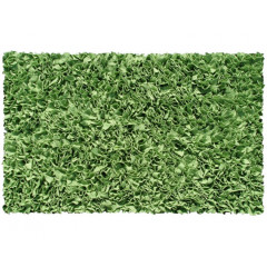 The Rug Market Shaggy 02219A Lime