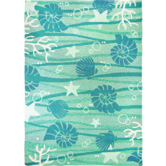 Home Comfort Rugs Homefires PPS-ABR001