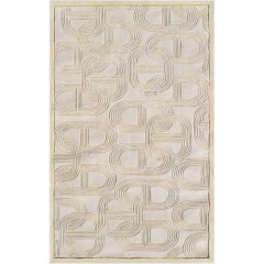The Rug Market CLAUDIA 44484S Tans Ivories