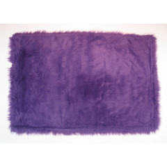Fun Rugs - Flokati Flk-009 Purple