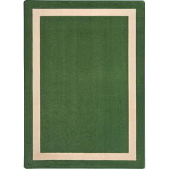 Joy Carpet - Portrait Kid Essentials - Misc Solid Color Area Rugs Greenfield