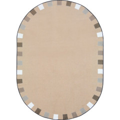 Joy Carpet - On The Border Kid Essentials - Early Childhood Neutrals
