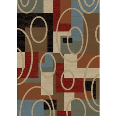 Mayberry Rugs Home Town HT7711 Broadway  Multi