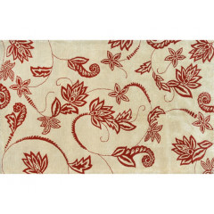 The Rug Market Henna 44313D Rust Ivory