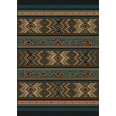 Colorado Carpets - Mojave  Rustic Home Thunder