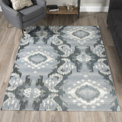 Dalyn Rugs St Croix SX7PE Pewter
