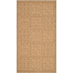 Safavieh - Courtyard CY6947 Gold-Natural
