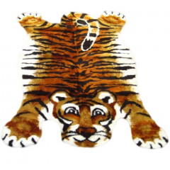Walk On Me - Tiger Playmat Brown
