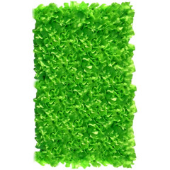 The Rug Market Shaggy 02286B Green Neon