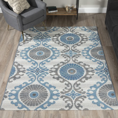 Dalyn Rugs St Croix SX2SI Silver