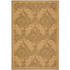 Safavieh - Courtyard CY6582 Gold-Natural