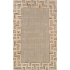 The Rug Market ALBIA 44487S Tans Ivories