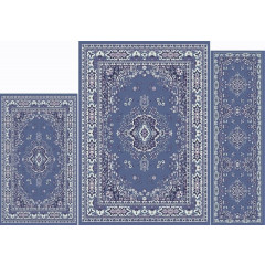 Home Dynamix - Ariana 7069-310 Country Blue