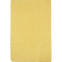 Joy Carpet - Just Kidding Kid Essentials - Misc Sold Color Area Rugs Lemon Yellow