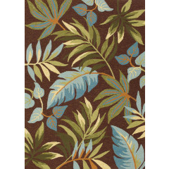 Central Oriental - Sanibel Blue Grass Brown-Blue