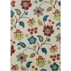 Mayberry Lifestyle Garden Chintz(LS5202) Ivory