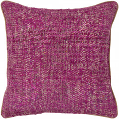 Chandra Pillows CUS-28011 Magenta/Natural