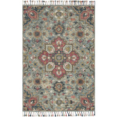 Loloi Rugs ZHARAH ZHARZR-13LBML