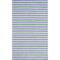 The Rug Market April 71179B White Green Lav