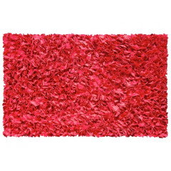 The Rug Market Shaggy 02215B Red