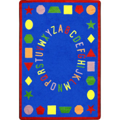 Joy Carpet - First Lessons Kid Essentials - Early Childhood Blue