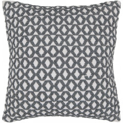 Chandra Pillows CUS-28037 White/Grey