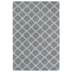 Kaleen Rugs Brushstrokes Collection BRS06-75 Grey